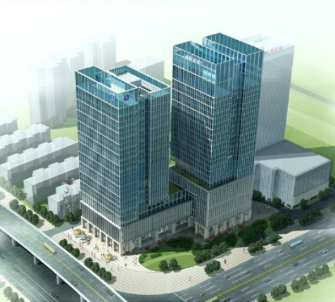 中机国际设计研究院办公楼